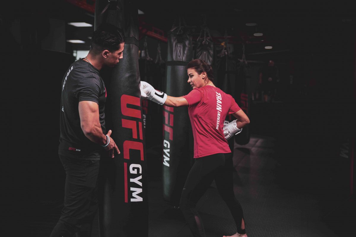 A new UFC GYM is opening in Abu Dhabi