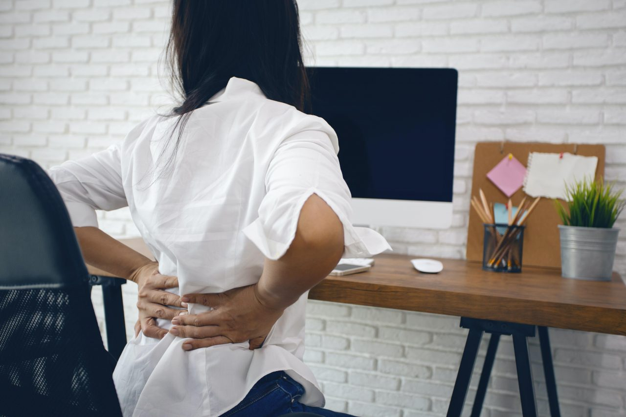 neck, back and wrist pain