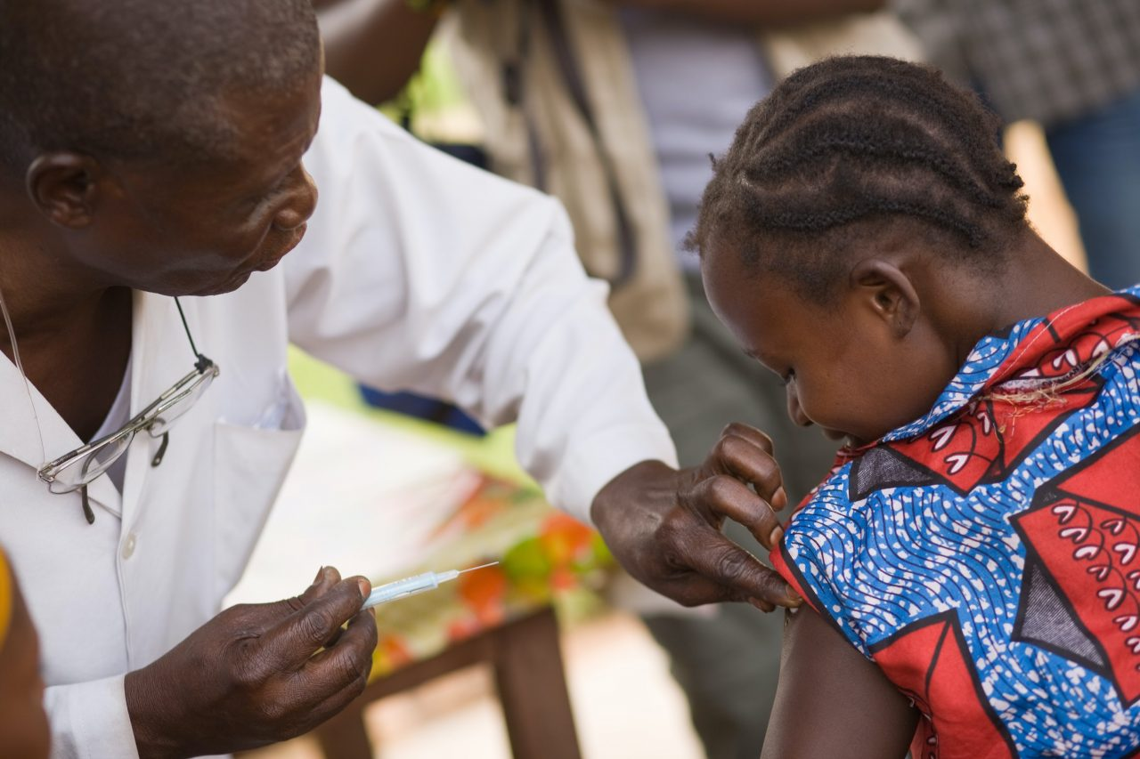 vaccination africa