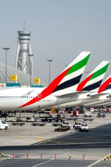 Emirates air travel