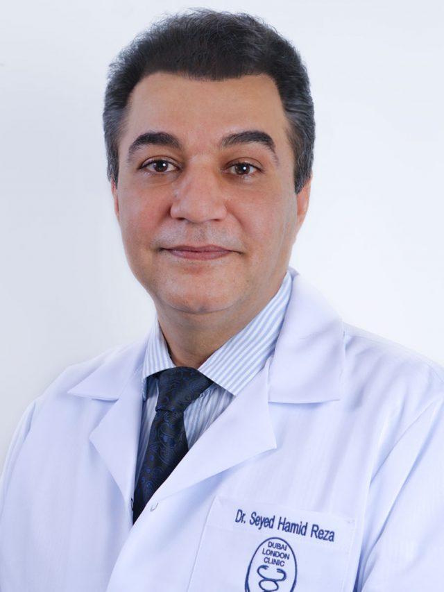 Dr Seyed Hamid Reza