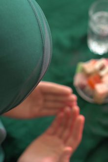 fasting Ramadan healing