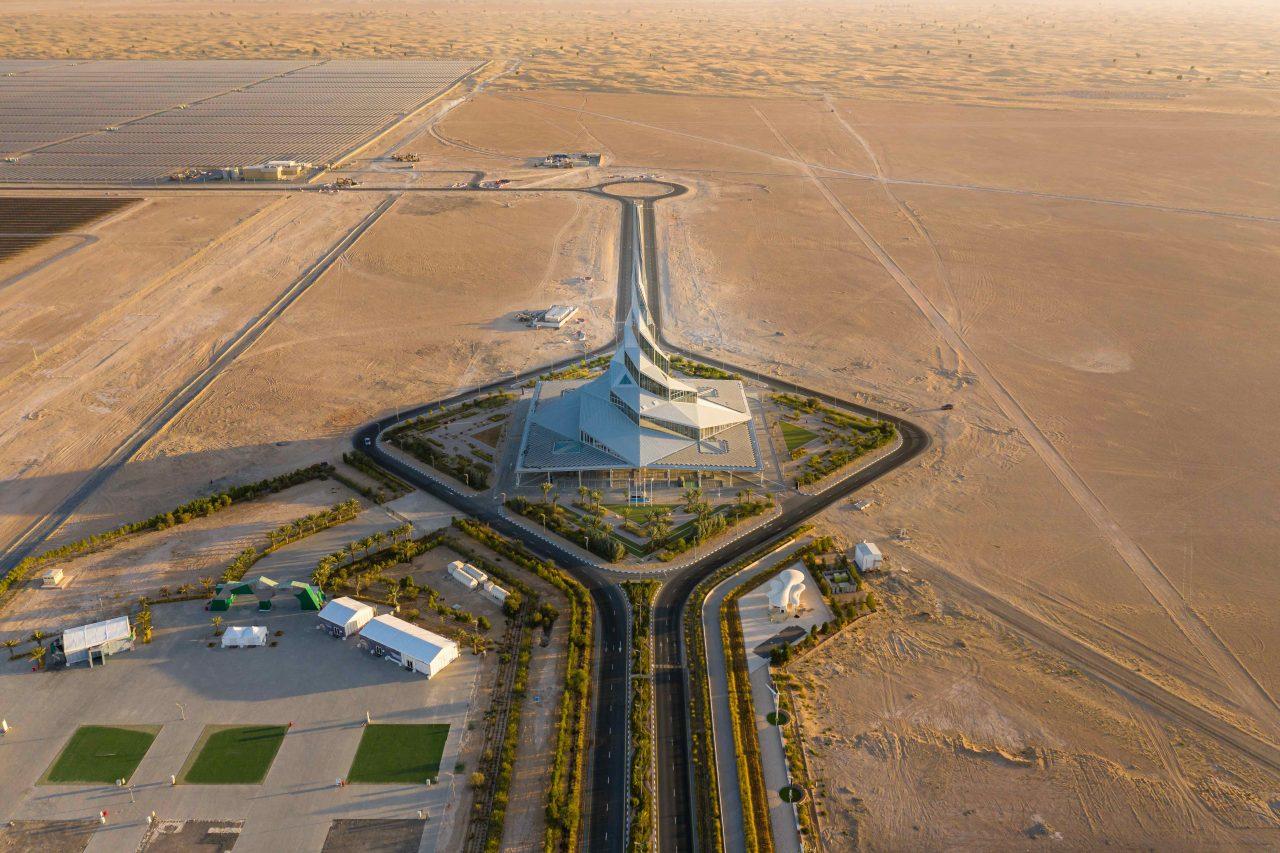 IPCC solar Dubai