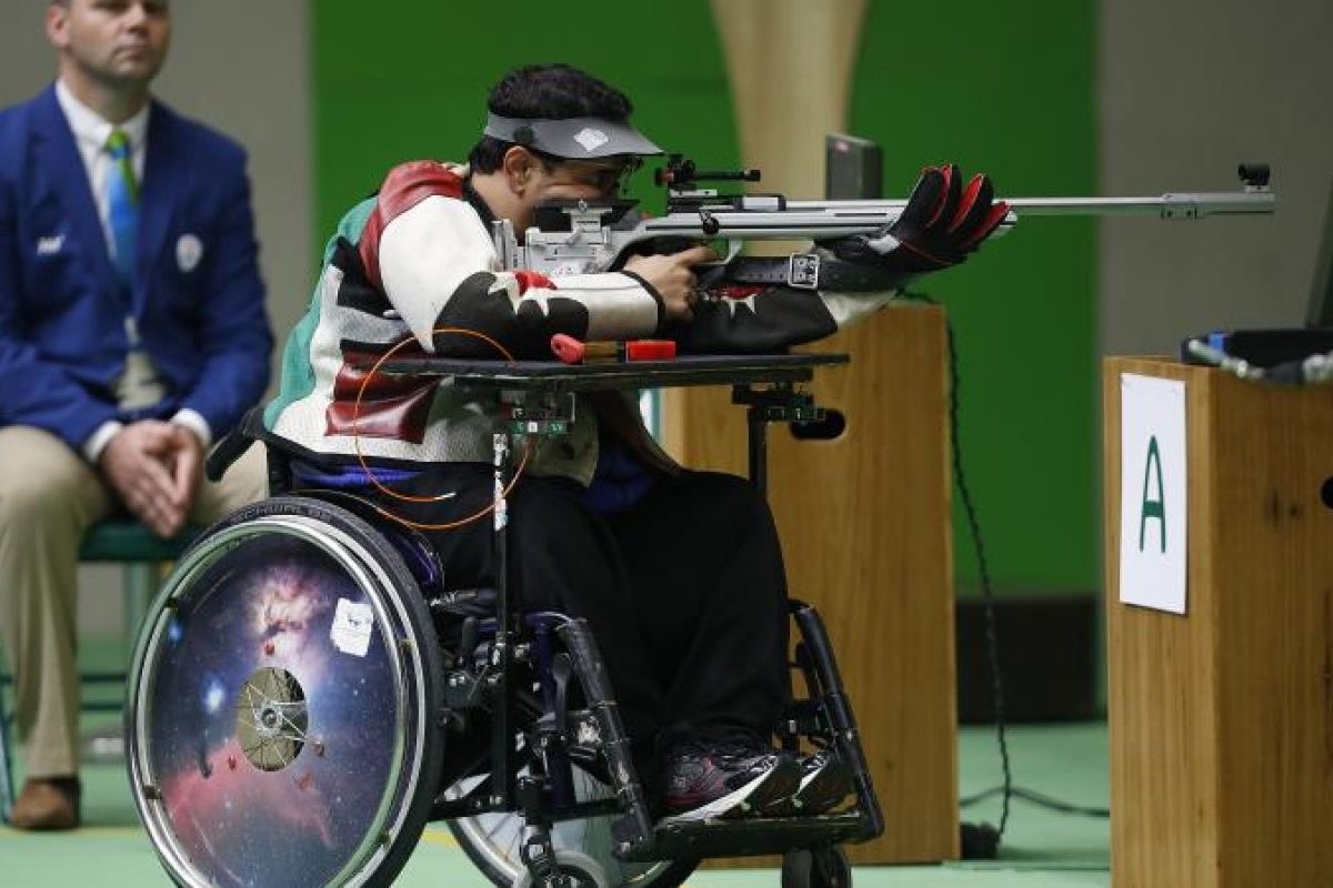 Paralympics MENA wrap: 'I am very satisfied and proud of myself'