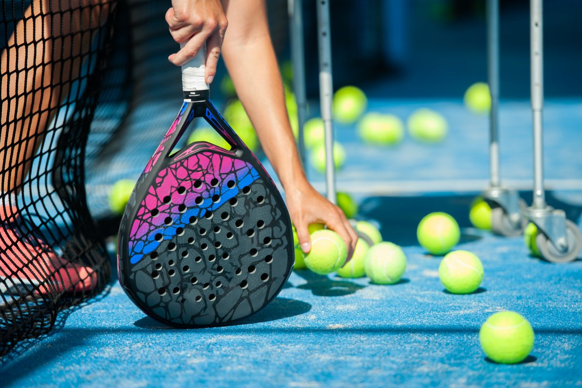 Discover padel, the sporting craze taking over the UAE